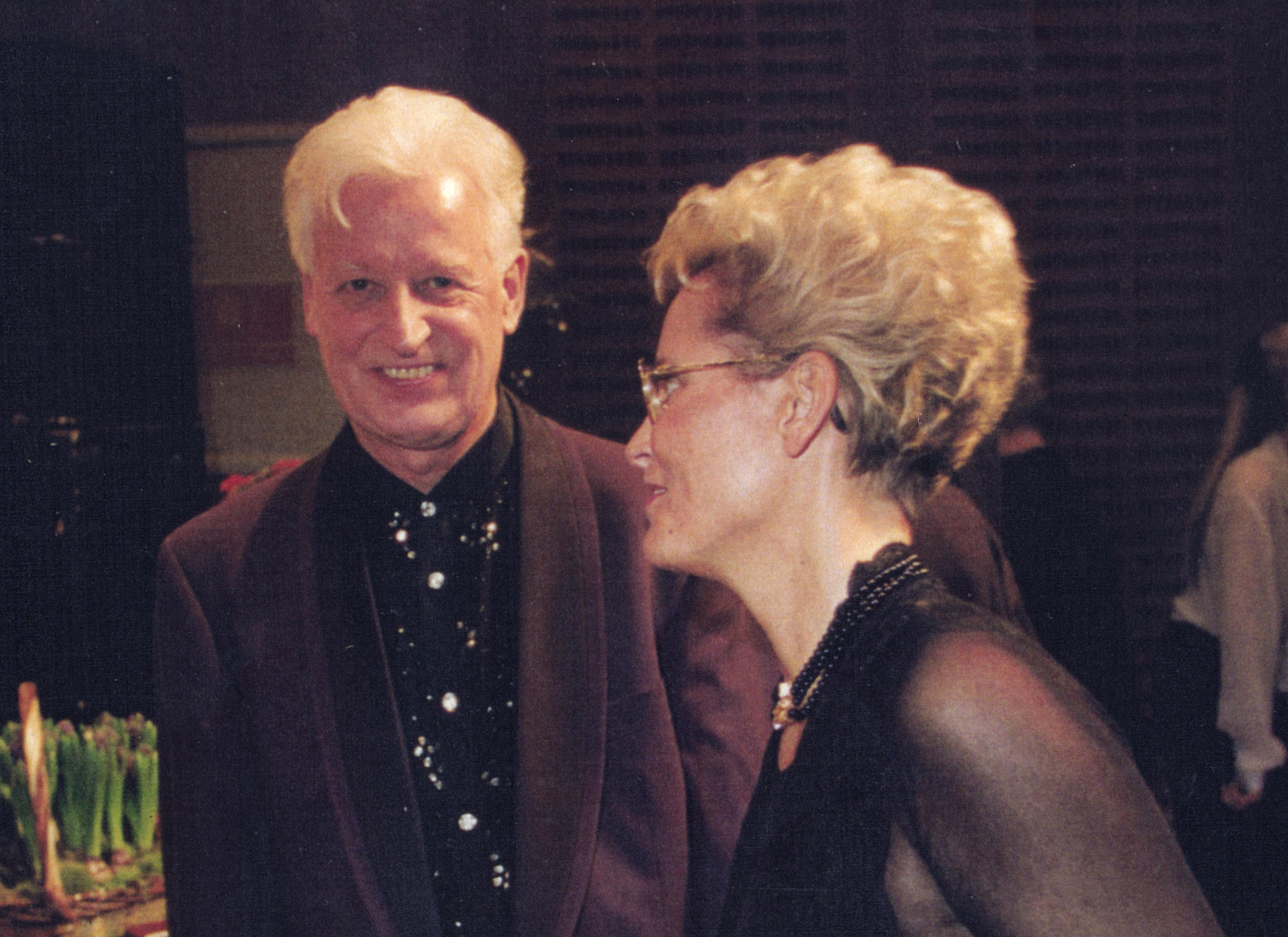 Lars og Jeanette Dyremose